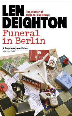 Funeral in Berlin by Len Deighton image