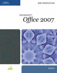 New Perspectives on Microsoft Office 2007: Brief by Ann Shaffer image