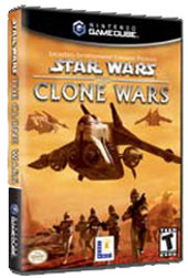 Star Wars: The Clone Wars for GameCube