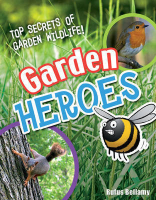 Garden Heroes: Age 7-8, Above Average Readers by Rufus Bellamy
