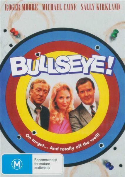 Bullseye! on DVD