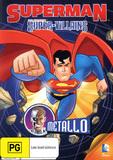 Superman: Super Villains: Metallo DVD