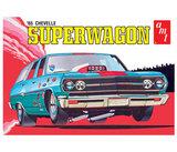 AMT 1965 Chevelle Superwagon 1/25 Model Kit