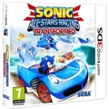 Sonic & All-Stars Racing Transformed for 3DS