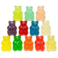 Albanese 12 Flavour Gummi Bears (2.27kg)