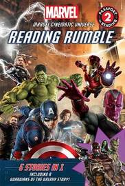 Marvel's Avengers: Reading Rumble by Marvel