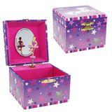 Pink Poppy: Magical Moments - Small Music Box