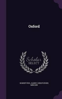 Oxford by Robert Peel image