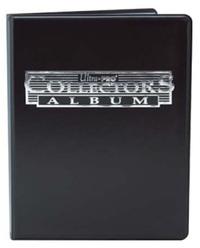 Ultra Pro: 4-Pocket Collectors Portfolio - Black