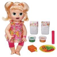 Baby Alive: Super Snacks - Snackin Sara (Blonde Hair)