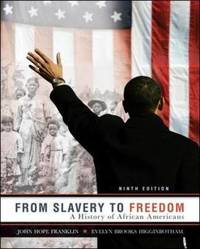 From Slavery to Freedom by John Hope Franklin image