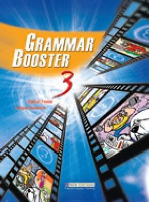 Grammar Booster 3: Student's Book by Rachel Finnie image