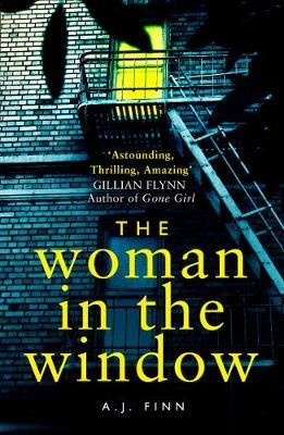 The Woman in the Window by A. J. Finn image