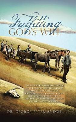 Fulfilling God's Will by Dr George Peter Amegin image
