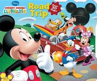 Mickey Mouse Clubhouse Road Trip by Disney Book Group