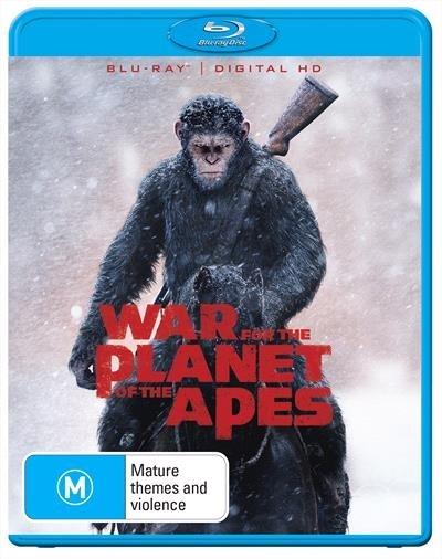 War for the Planet of the Apes on Blu-ray image