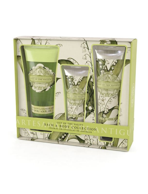 Aromas Artesanales De Antigua: Bath Collection - Lily of the Valley