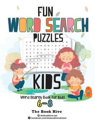 Fun Word Search Puzzles Kids | Melissa Smith Book | In-Stock