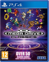 SEGA Mega Drive Classics for PS4