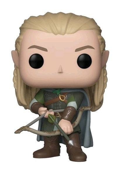 Lord of the Rings - Legolas Pop! Vinyl Figure image