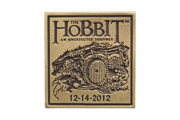 The Hobbit: An Unexpected Journey Collectable Pin
