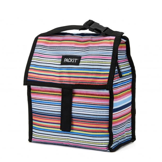 PackIt: Freezable Lunch Bag - Blanket Stripe