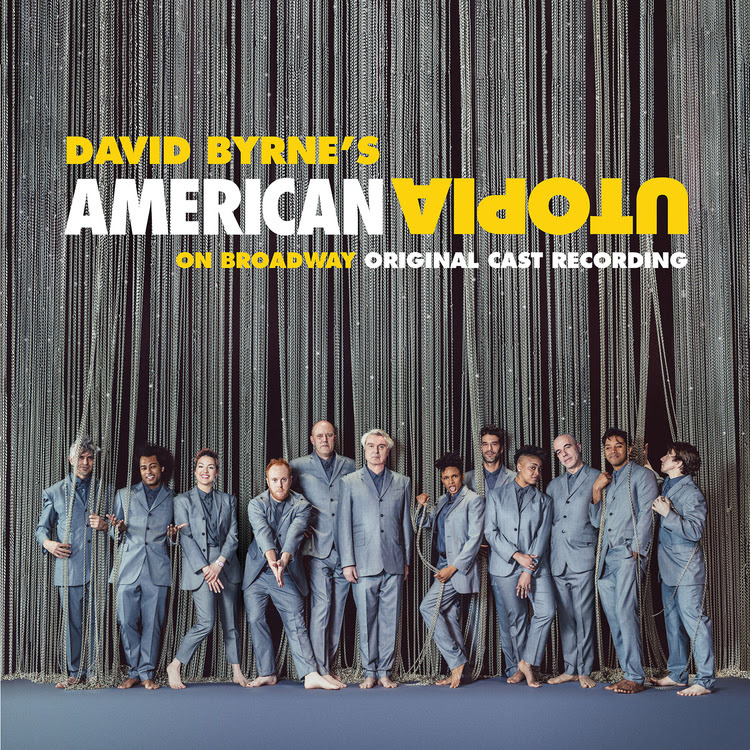American Utopia On Broadway (Original Cast Recording) by David Byrne image