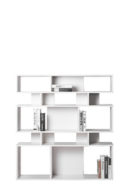 Osiris Designer Bookshelf - White