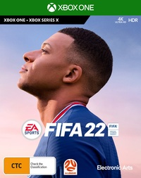 FIFA 22 for Xbox One