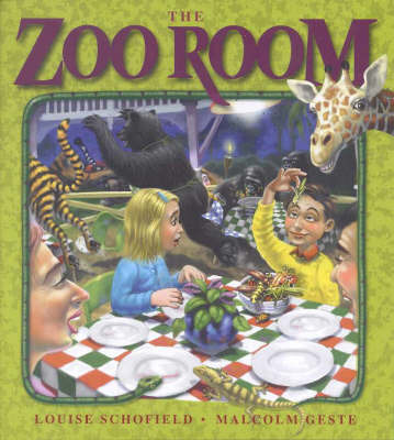The Zoo Room by Louise Schofield image