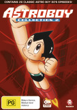 Astro Boy - Collection 2 (5 Disc Set) on DVD