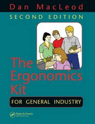 The Ergonomics Kit for General Industry, Second Edition by Dan MacLeod image