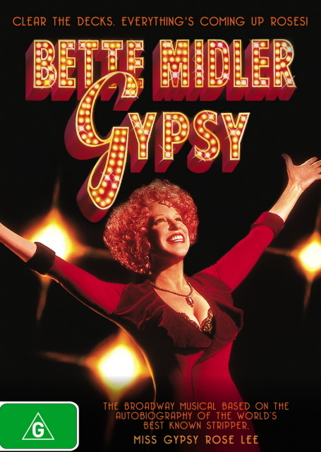 Gypsy on DVD