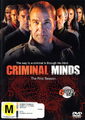 Criminal Minds - Season 1 (6 Disc Box Set) on DVD