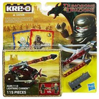 Kre-O Dungeons & Dragons: Wallbreaker Javelin Set