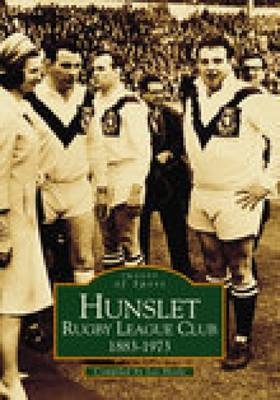 Hunslet Rugby League Football Club (Classic Matches) by Les Hoole image