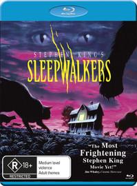 Stephen King's Sleepwalker on Blu-ray