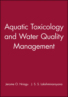 Aquatic Toxicology and Water Quality Management image