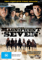 The Magnificent Seven - Complete Season 1 on DVD