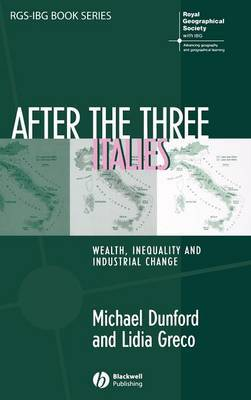 After the Three Italies by Michael Dunford