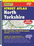 Philip's Street Atlas North Yorkshire