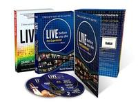 Live Before You Die-The Experience (Book + 3 DVDs) by Daniel Kolenda image