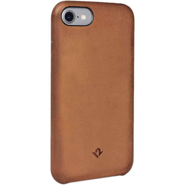Twelve South Relaxed Leather case for iPhone 7/6/6S (Cognac)