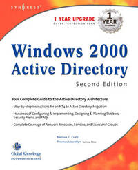 Windows 2000 Active Directory by Syngress