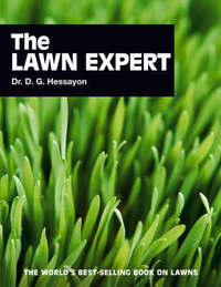 The Lawn Expert by D.G. Hessayon image