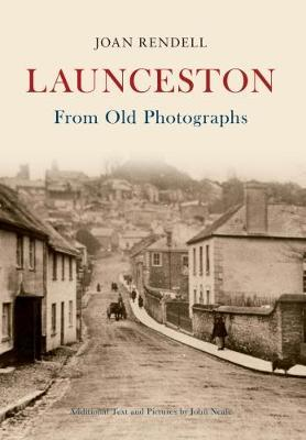 Launceston From Old Photographs by Joan Rendell image
