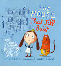 The House That Jill Built by Phyllis Root image