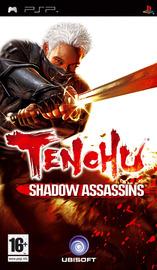 Tenchu 4: Shadow Assassins (Essentials) for PSP