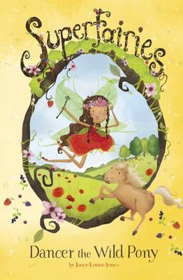 Dancer the Wild Pony by Janey Louise Jones image