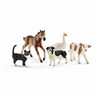 Schleich: Farm World - Farm Animal Starter Pack